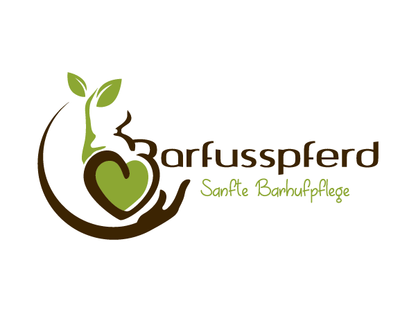 Logo Barfusspferd